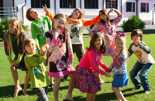 Kids 2009 outdoor