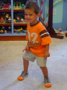 Orange boy 225