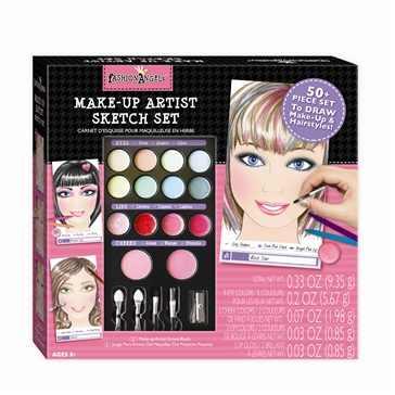 Makeup artist set
