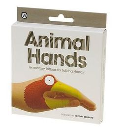 Animal hands package