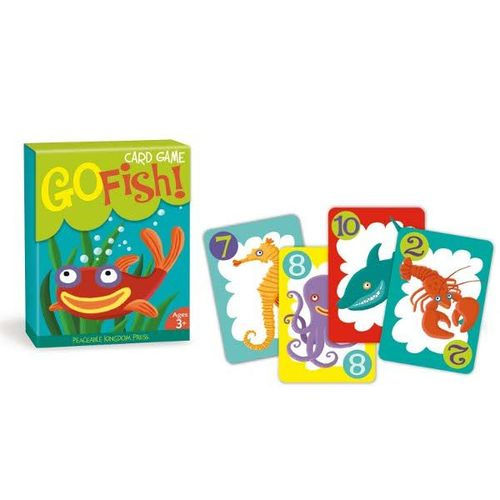 Go fish open