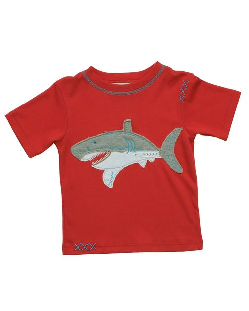 Redsharkshirt