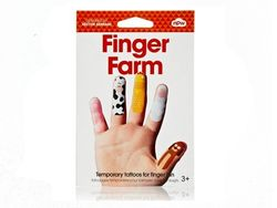Finger farm package