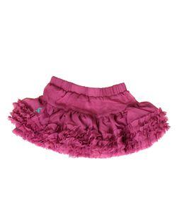 Pinkfluffskirt