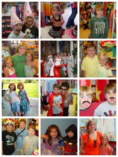 Anniversary collage o