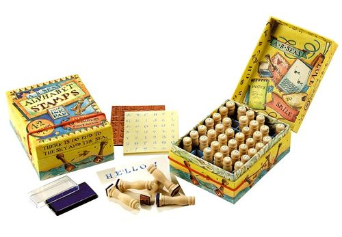 A b seas stamp kit a