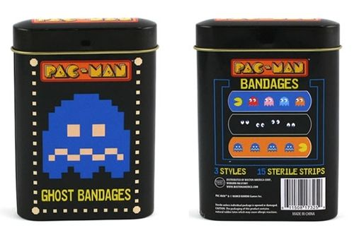 Pac man bandages 2