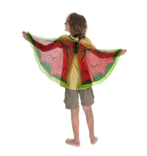 Dreamy dragon wings