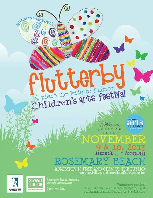 Flutterby festival 2013