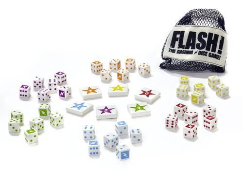 Flash! the lightning fast game