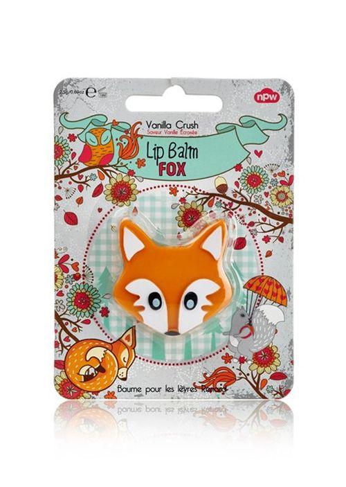 Npw fox lip