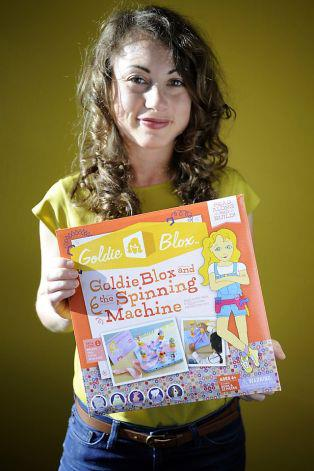 Goldieblox creator