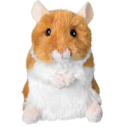 Hamster plush