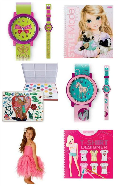 Girl collage f