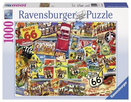 Grown rav puzzle road trip