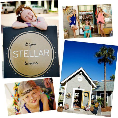 Stellar collage
