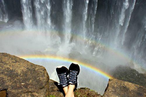Victoria falls zimbabwe nike