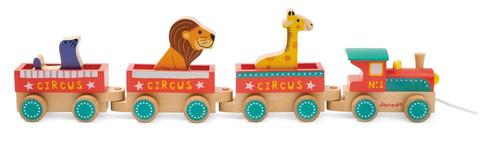 Tod janod circus train
