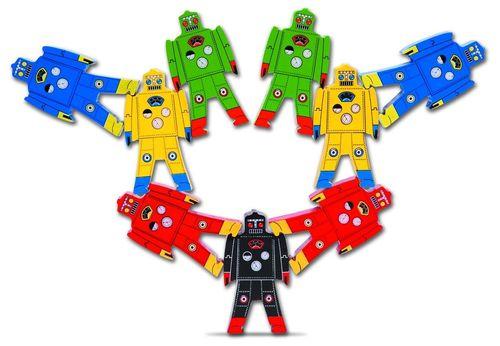 Tod stacking robots