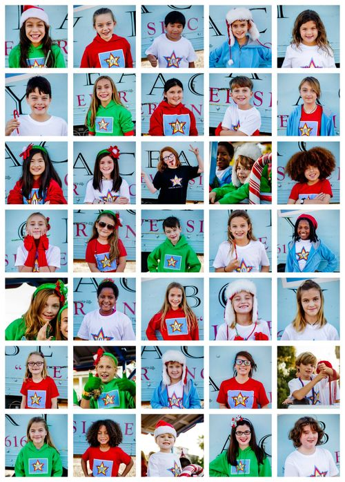Parade kids collage 2015