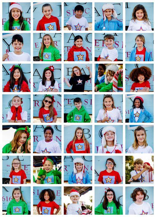 Parade kids collage 2015